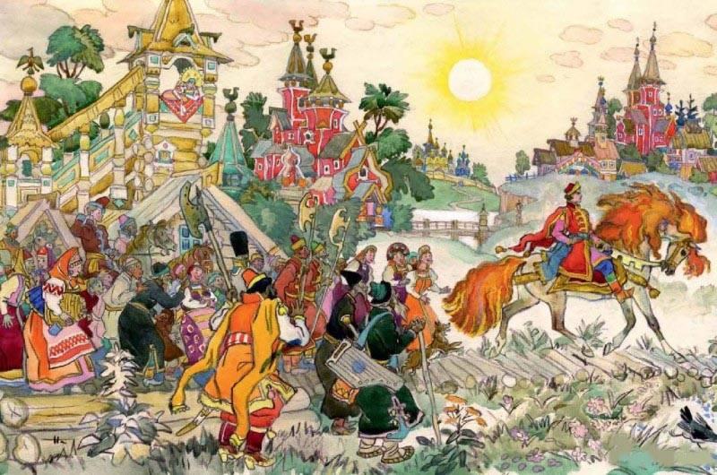 Картинки по запросу картинки по сказкам русским народным